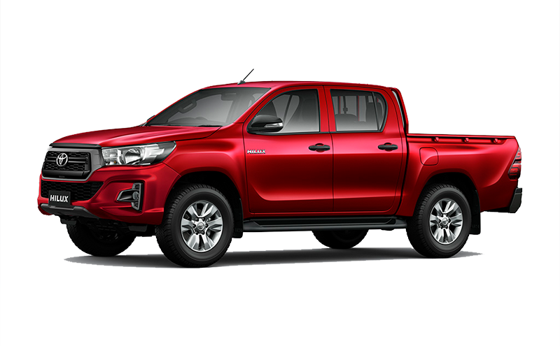 2.8GD Comfort Double Cab 6-AT 4x4